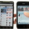 Iphone 4 – Droid X Side By Side