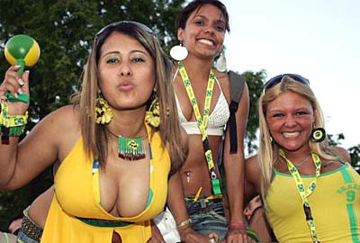 World Cup Girls – Girls Of The World Cup