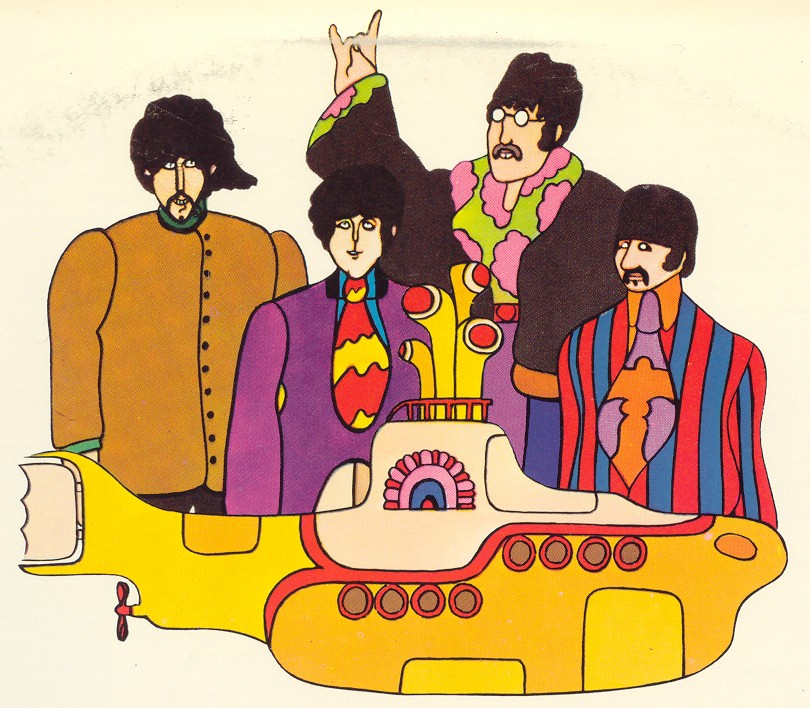 Movie Yellow Submarine Open Press Room